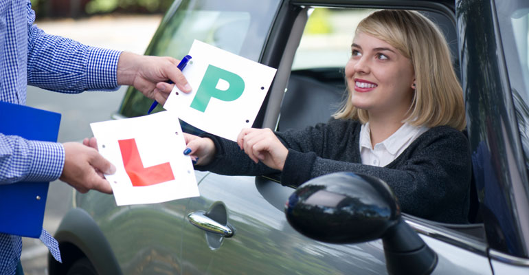 Driving lessons intensive