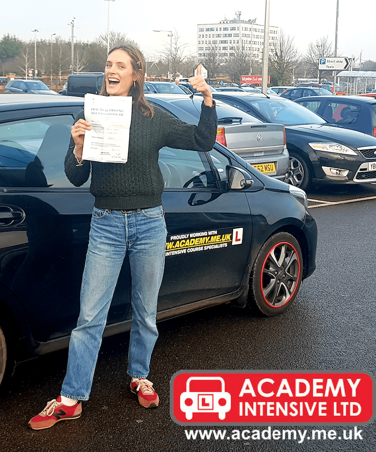 Pass in a week intensive driving course, crash course specialists, best driving course company